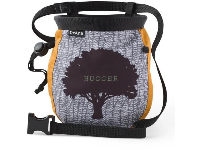 Prana Graphic Chalk Bag with Belt curry tree hugger